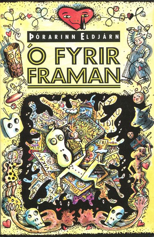 Ó fyrir framan (1992) kápumynd