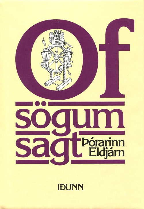 Ofsögum sagt (1981) kápumynd