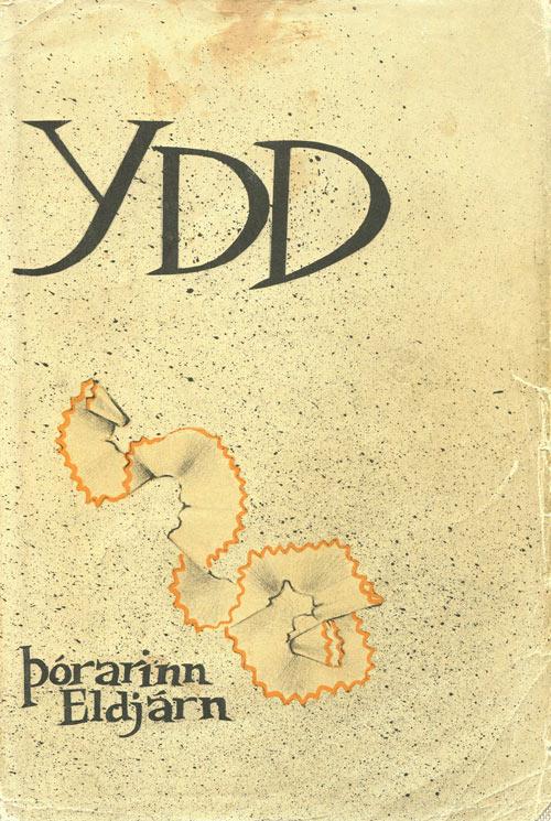 Ydd (1984, endurútg. 1999) kápumynd