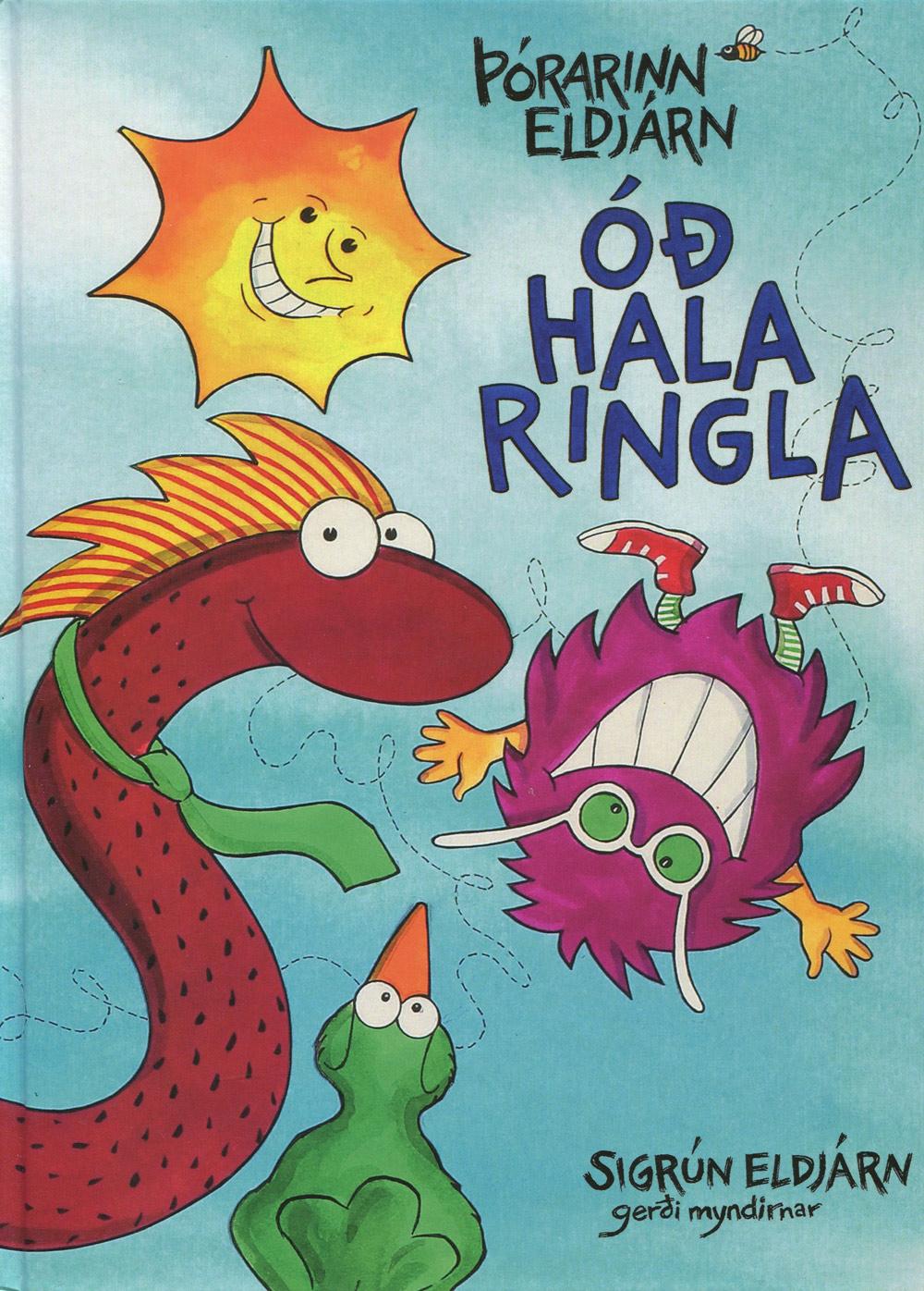 Óðhalaringla (2004) kápumynd