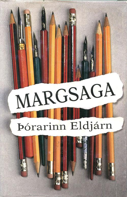 Margsaga (1985) kápumynd