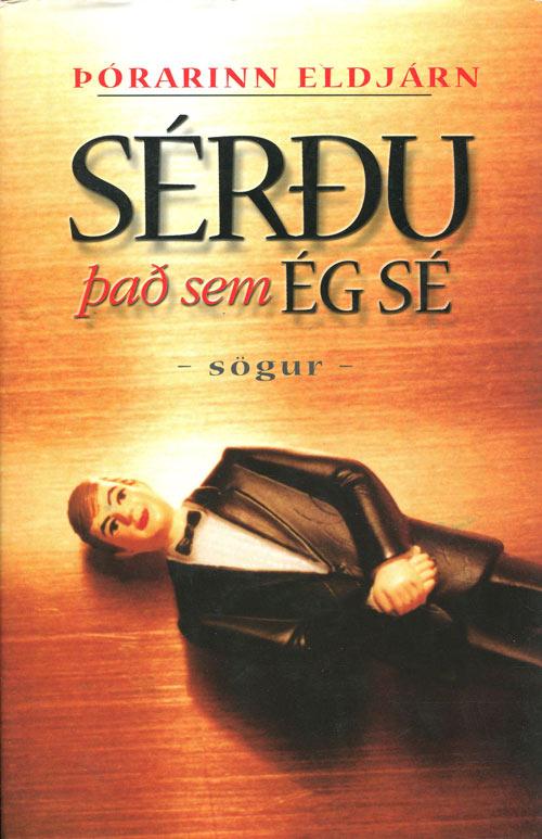 Sérðu það sem ég sé (1998) kápumynd