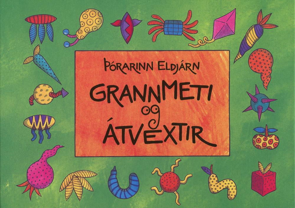 Grannmeti og átvextir (2001) kápumynd