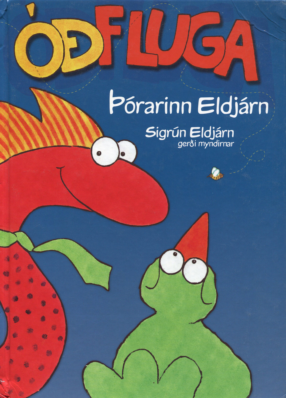 Óðfluga (2000) kápumynd